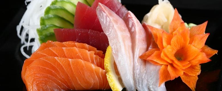 I componenti principali del sushi