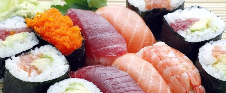 sushi surgelato