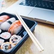 Sushi pausa pranzo