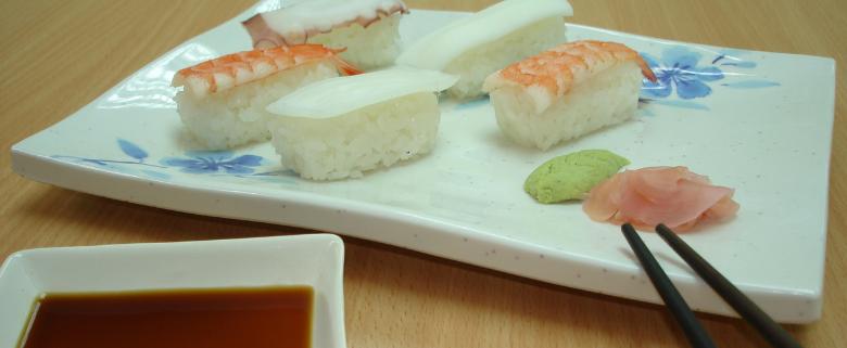 ricetta nigiri