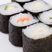 Alga sushi