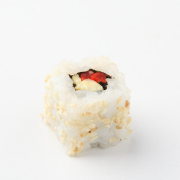 sushi roll vegetariano