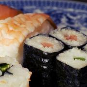 cena sushi a casa