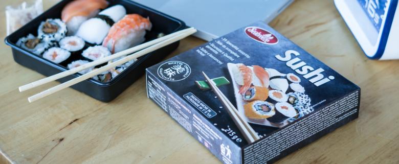 sushi calorie