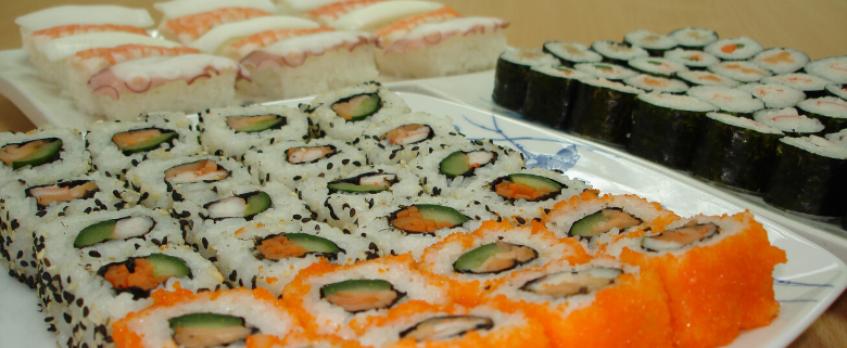 ingredienti sushi