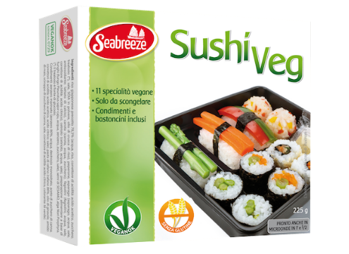 sushi vegetale