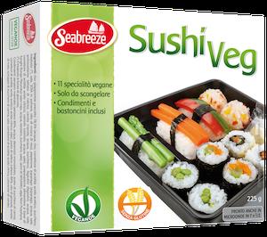 sushi veg sweet