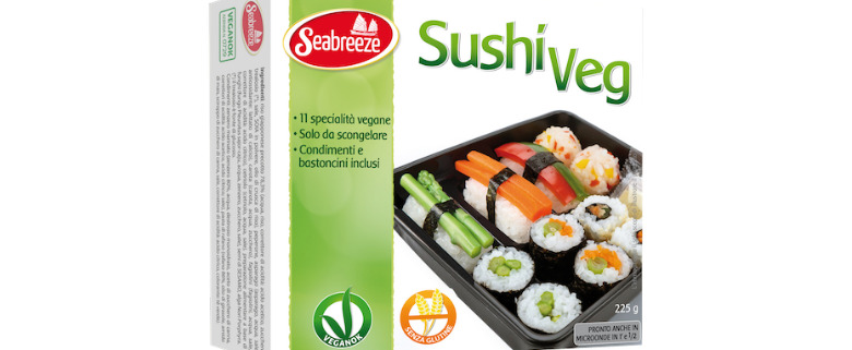 sushi preconfezionato